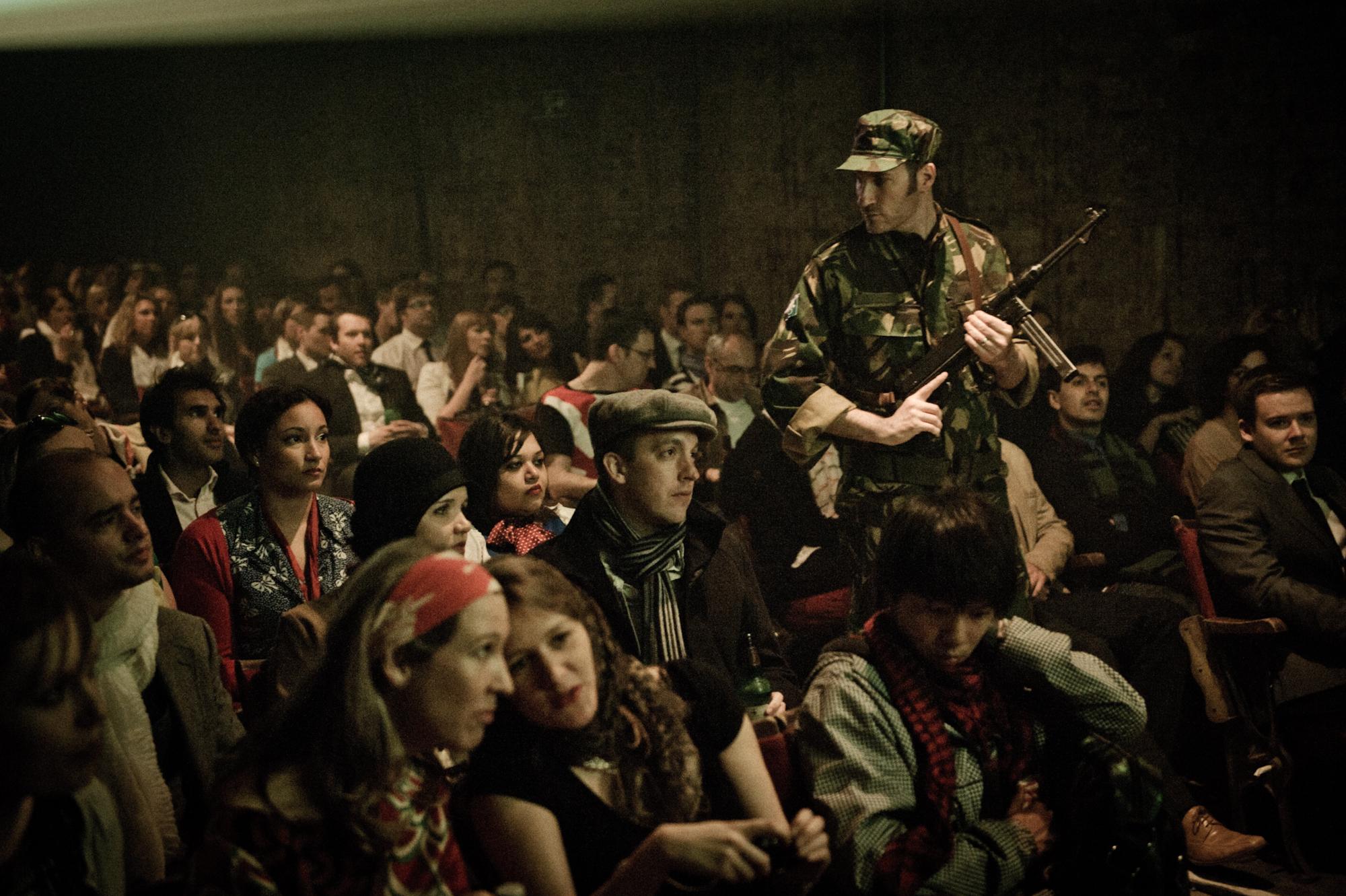 Secret Cinema The Battle of Algiers