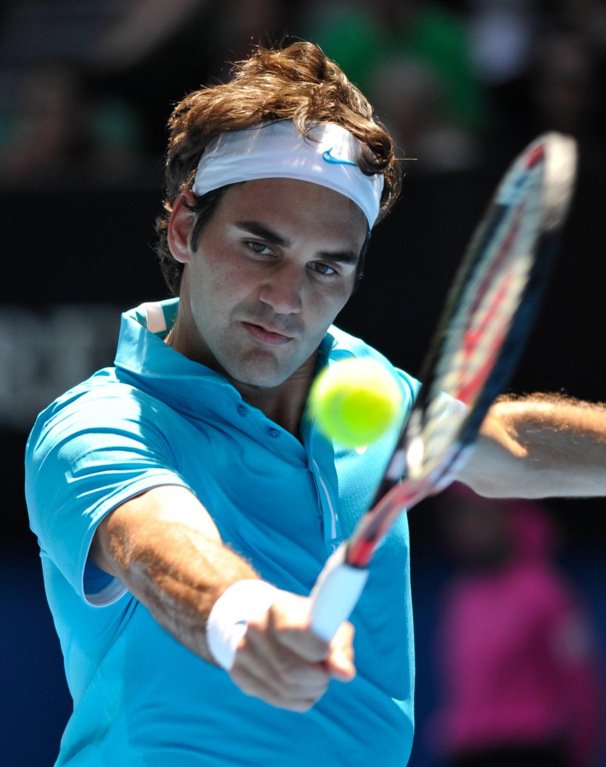 Roger Federer (pic Esther Lim)