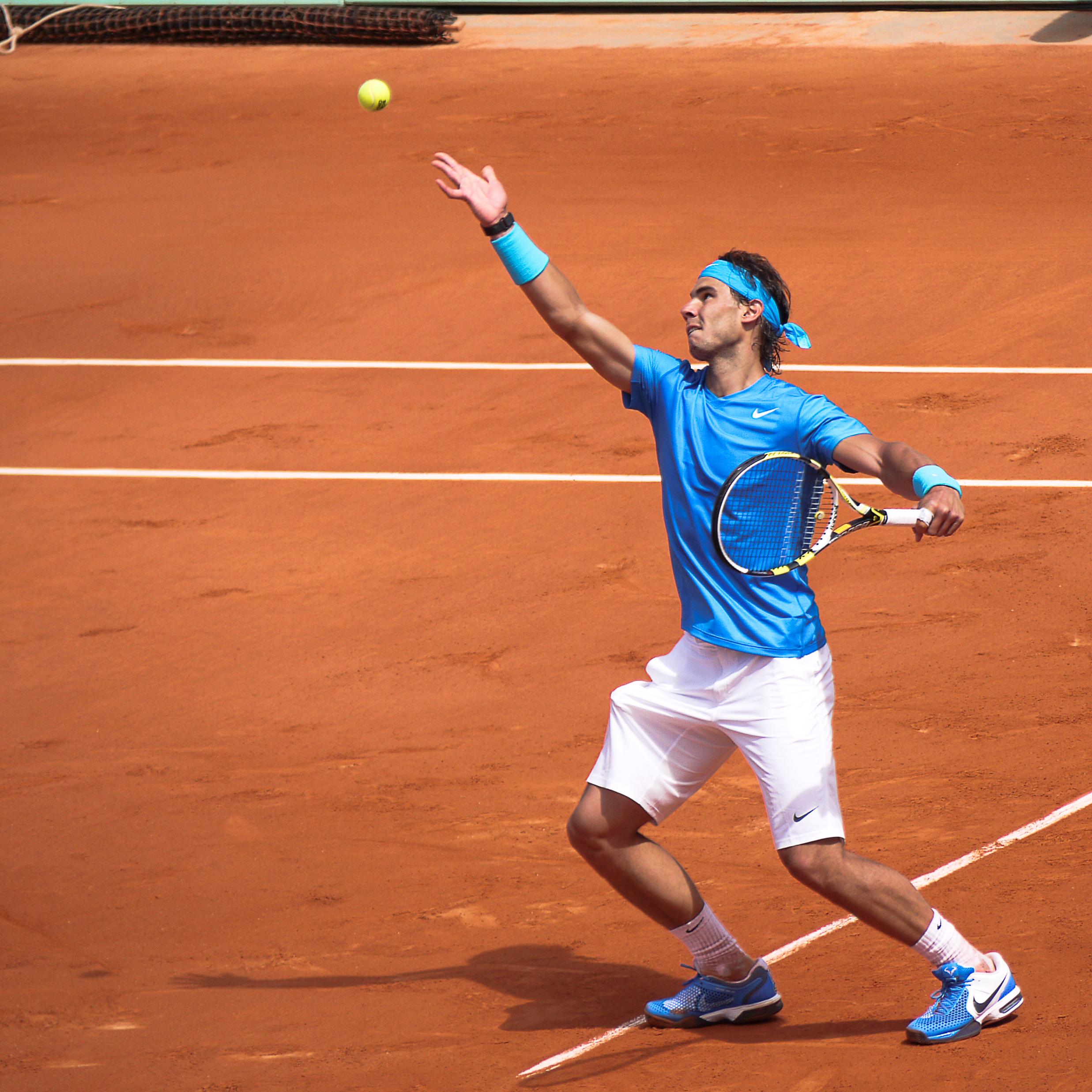 Rafael Nadal (pic Yann Caradec)