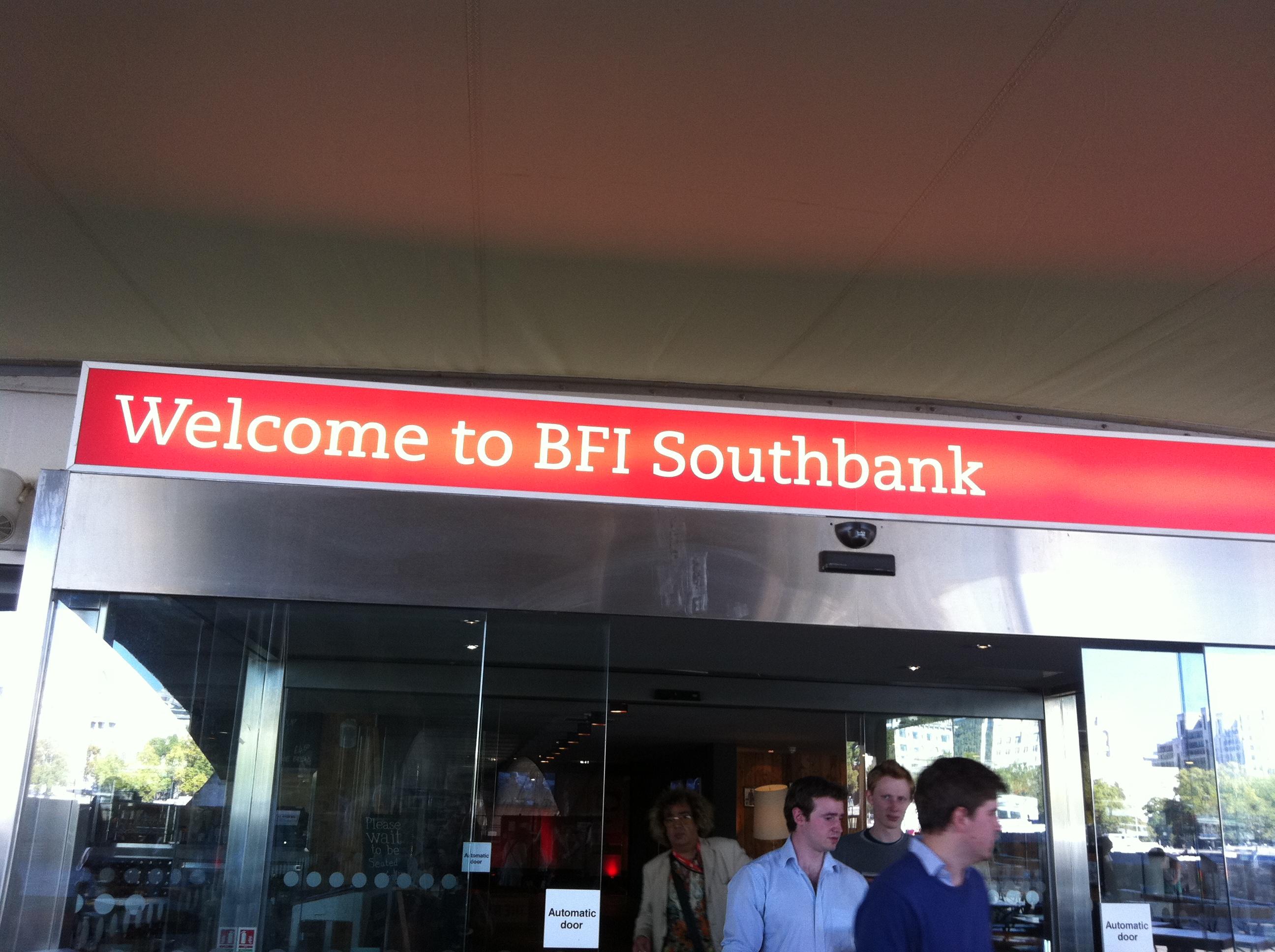 55th BFI London Film Festival