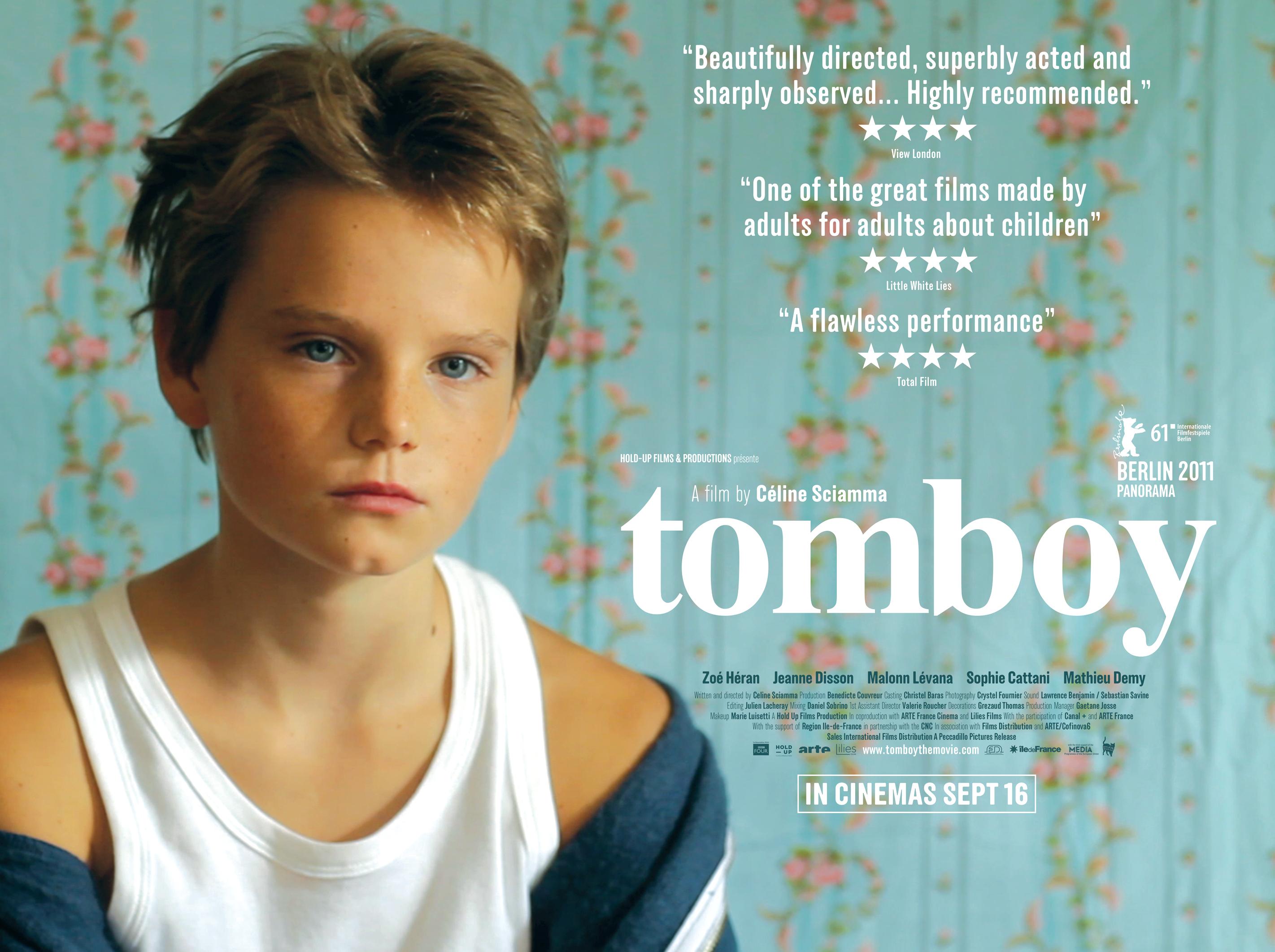 Tomboy Poster Final