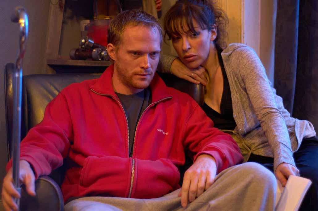Paul Bettany, Doraly Rosa in Broken Lines