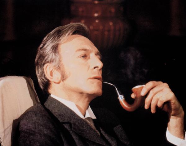 Christopher Plummer in Murder by Decree (StudioCanal)