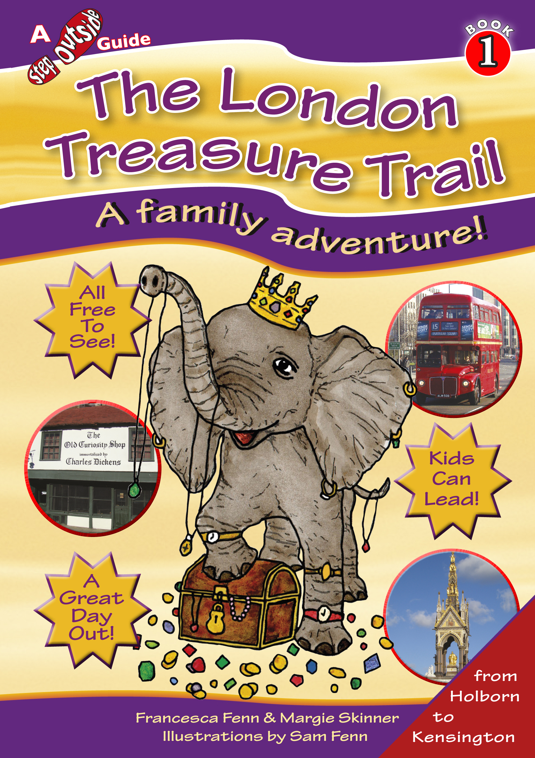 Step Outside Guide Down The London Treasure Trail