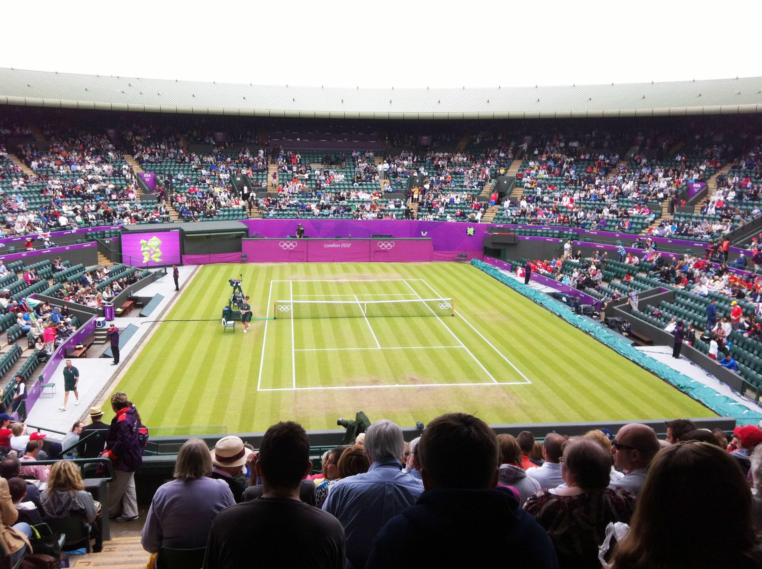 Court 1_Wimbledon_London 2012