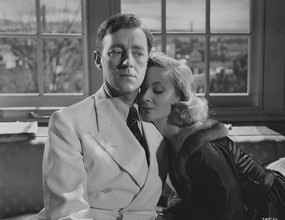 Alec Guinness, Joan Greenwood, The Man in the White Suit