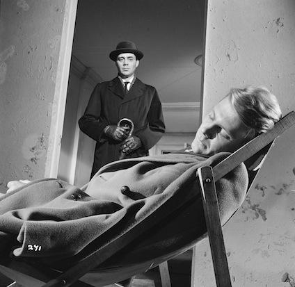 Dirk Bogarde, James Fox, The Servant (1963)