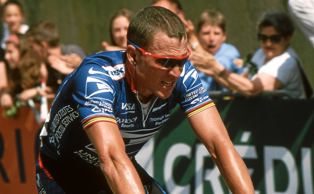 """""""Lance Armstrong MidiLibre 2002"""" by de:Benutzer:Hase - Self-photographed. Licensed under CC BY-SA 3.0 via Wikimedia Commons."""