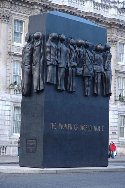 Women_of_War_II_memorial (pic Philip Halling)