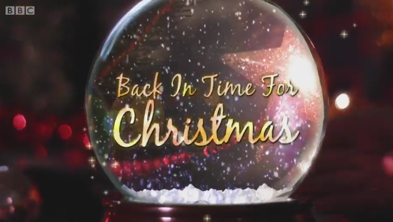 Back in Time for Christmas, BBC2