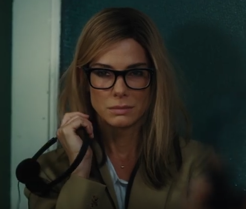 Sandra Bullock in Our Brand is Crisis