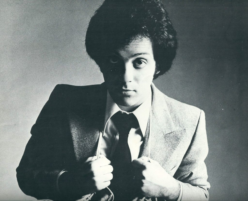 Billy Joel The Stranger 1977